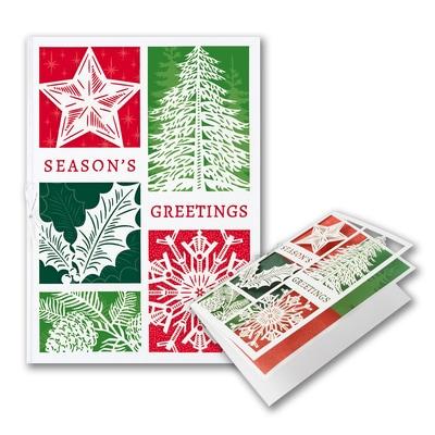 Season's Greetings Elements