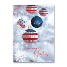 Stars and Stripes Ornaments