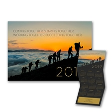 Working Together Calendar
