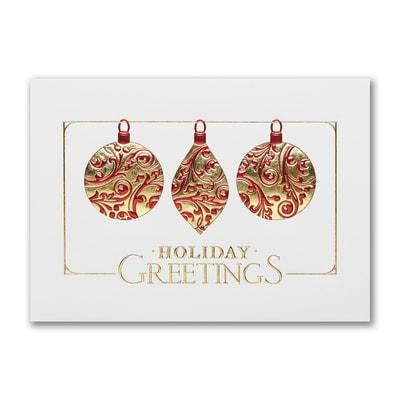 Ornament Greetings