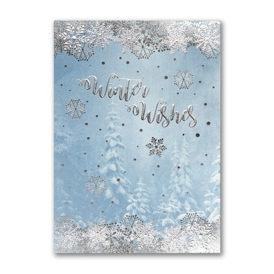 Shimmering Winter Wishes