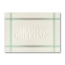 Embossed Greetings