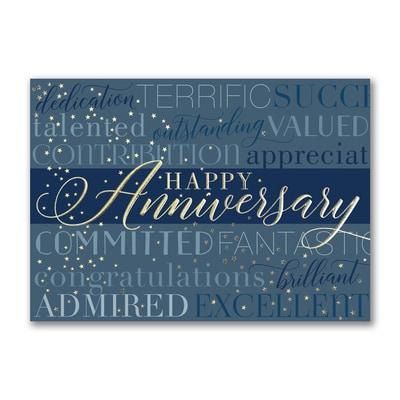 Anniversary Characteristics