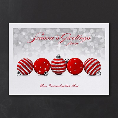 Sparkling Season - Holiday Card