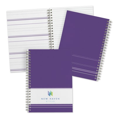 Delicate Dots Notebook