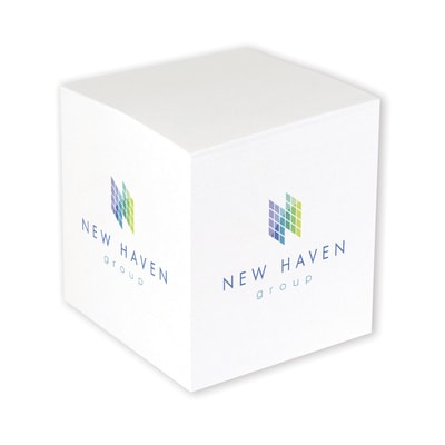 Full Color Post-it® Notes Cube