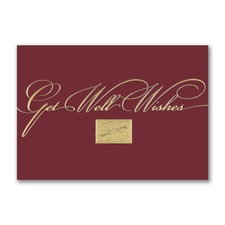 Get Well Greetings - Get Well Card