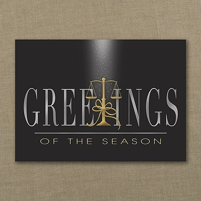 Bold Greetings - Holiday Card
