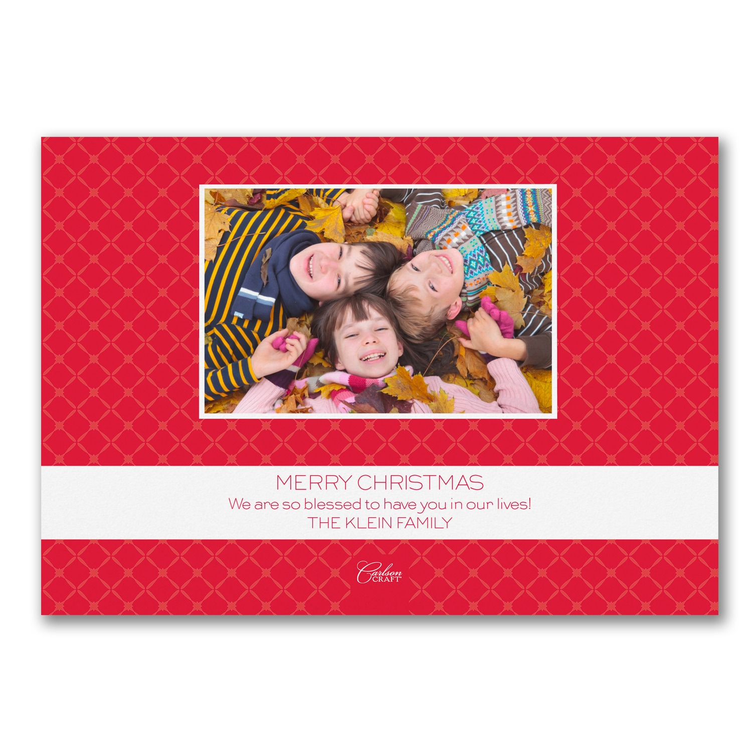 Sparkling Wishes - Photo Holiday Card > Photo Cards | Forever ...