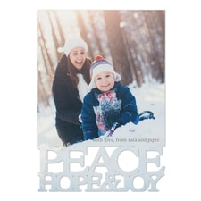 Peace Hope & Joy