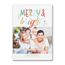 Bright Season - Holiday Card