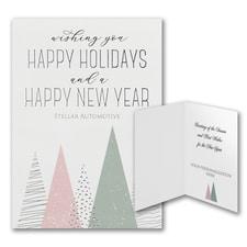 Happy Trees - Holiday Folder