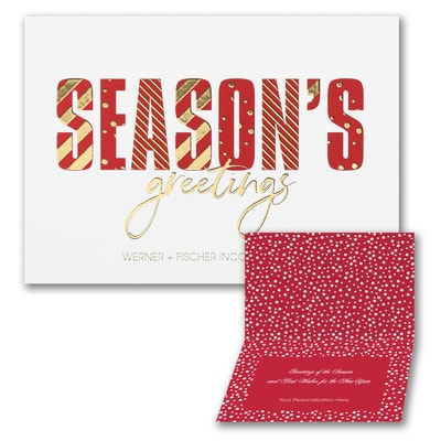 Decorative Seasons - Holiday Folder