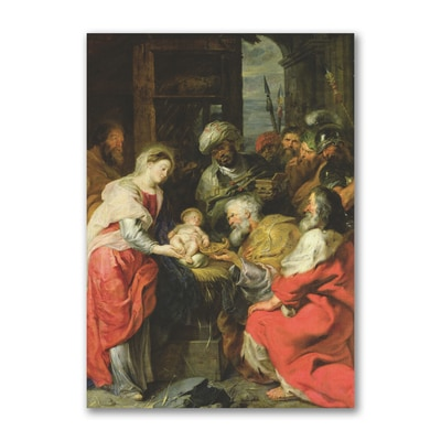 Adoration of the Magi - Rubens, 1626