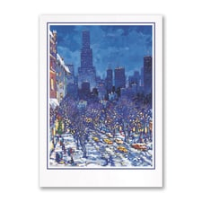 Chicago Skyline - Courage Kenny Cards