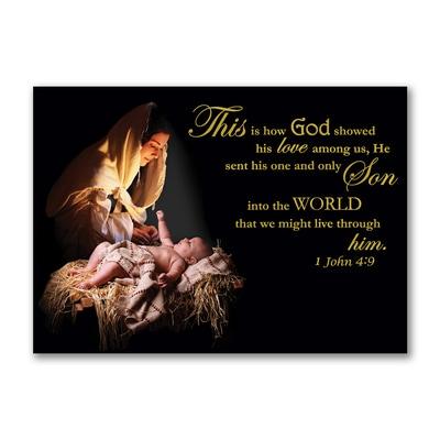 Son of God - Christmas Card