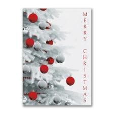Merry Tree - Christmas Card