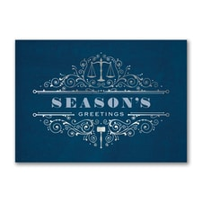 Legal Season - Holiday Card