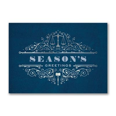 Legal Season - Holiday Card