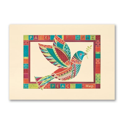 Patchwork Dove - UNICEF