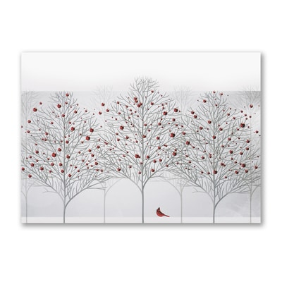 Crimson-Decorated Forest - UNICEF