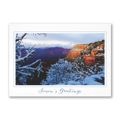 Grand Canyon in Snow - National Wildlife Federation