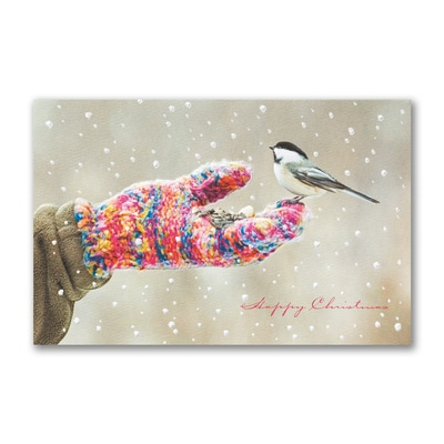 Mitten Munchies - Holiday Card