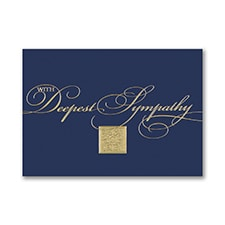 Royal Blue Sympathy