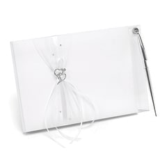 Heartfelt Whimsy Guest Book and Pen Set -