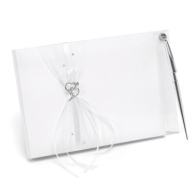 Heartfelt Whimsy Guest Book and Pen Set