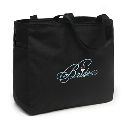 Bridal Party Tote Bag - Bride