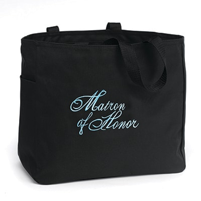 Bridal Party Tote Bag - Matron of Honor