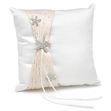 Destination Romance Ring Pillow
