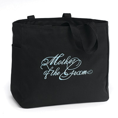 Bridal Party Tote Bags - Mother of the Groom