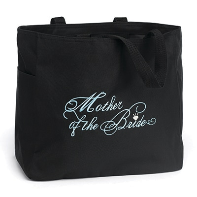 Bridal Party Tote Bags - Mother of the Bride