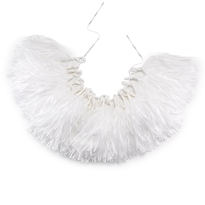 All About White - Tassel Garland