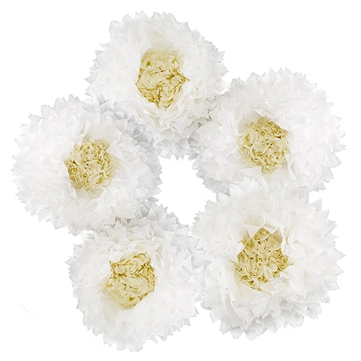 All About White - Flower Decor