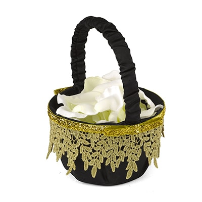 Golden Vintage - Basket
