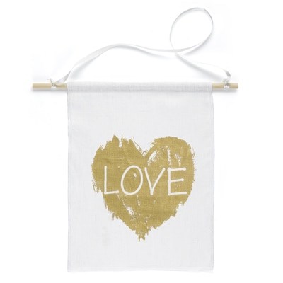 Brush of Love - Banner Sign