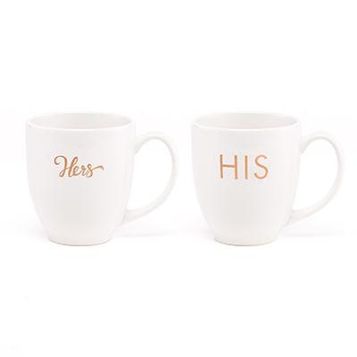 His & Hers - Mug Set