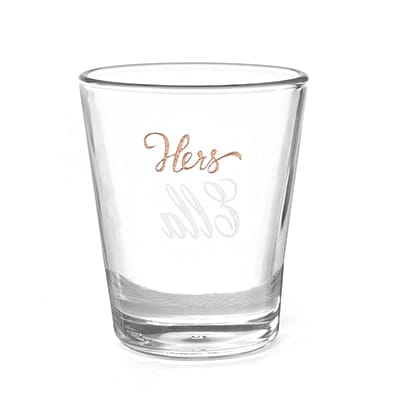 Hers - Shot Glass