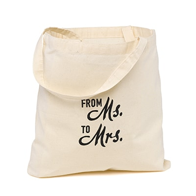 Best Ever Wedding Party - Tote Bag - Bride