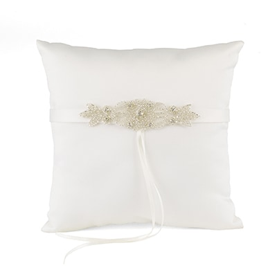 Classically Chic - Ring Pillow