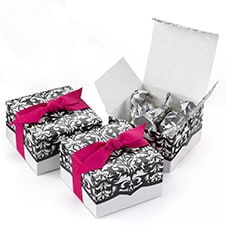 Dynamic Design Favor Boxes