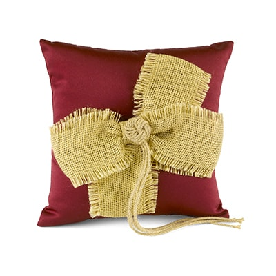 Country Love - Ring Pillow
