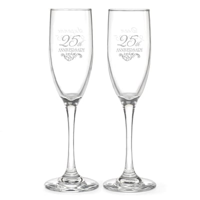 25th Anniversary Flourish Flutes