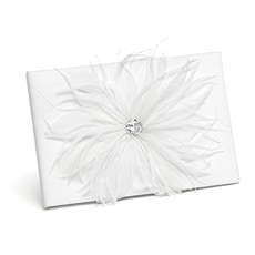 Feathered Flair Guest Book -