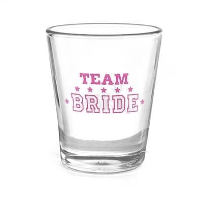 Team Bride - Shot Glass