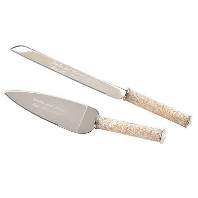 Mother of Pearl - Serving Set