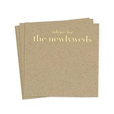 Golden Natural - Advice Cards